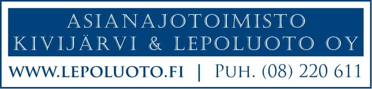 Asianajotoimisto Kivijärvi & Lepoluoto Oy